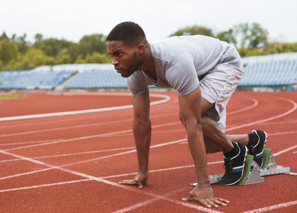 Athlétismecomment courir plus vite au sprint