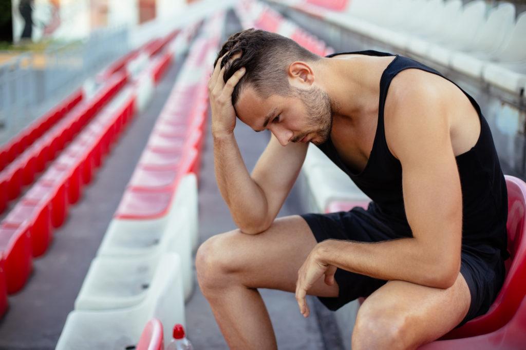 Burn-out du sportif de haut niveautrop de sport peut nuire à votre santé