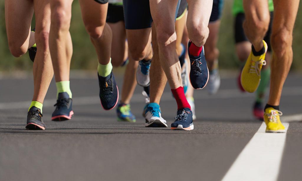 Comment bien poser son pied lors d'un footing