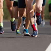 Comment bien poser son pied lors d'un footing?