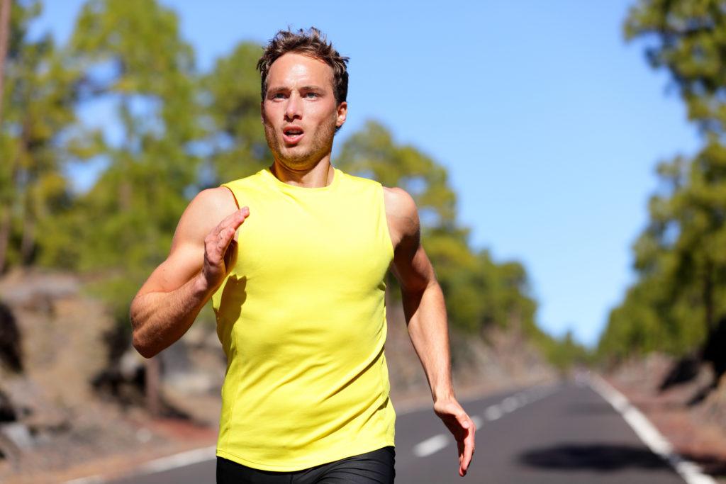 Comment courir sans être essoufflé