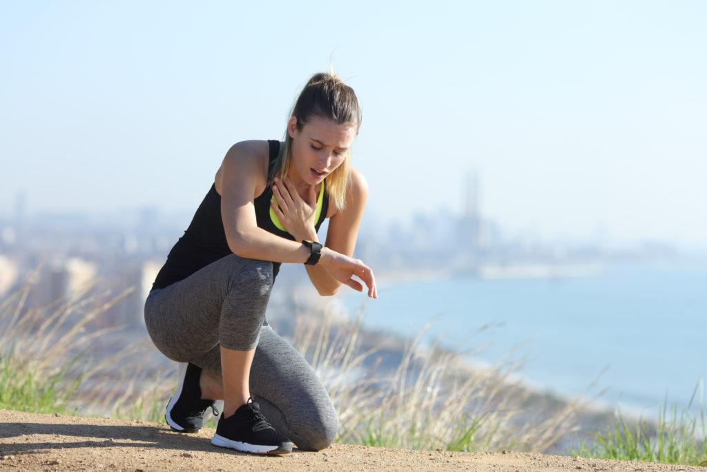 Comment faire disparaître l'asthme à l'effort
