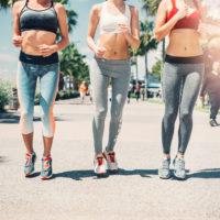 Courir pour avoir des abdos sculptés et brûler la graisse du ventre pour l'été?