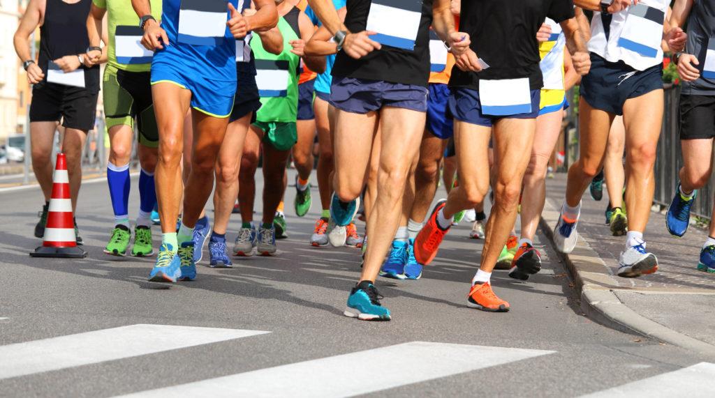 Courir pour le plaisir et les bonnes causes c'est ça aussi le sport