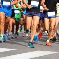 Courir pour le plaisir et les bonnes causes: c'est ça aussi le sport!