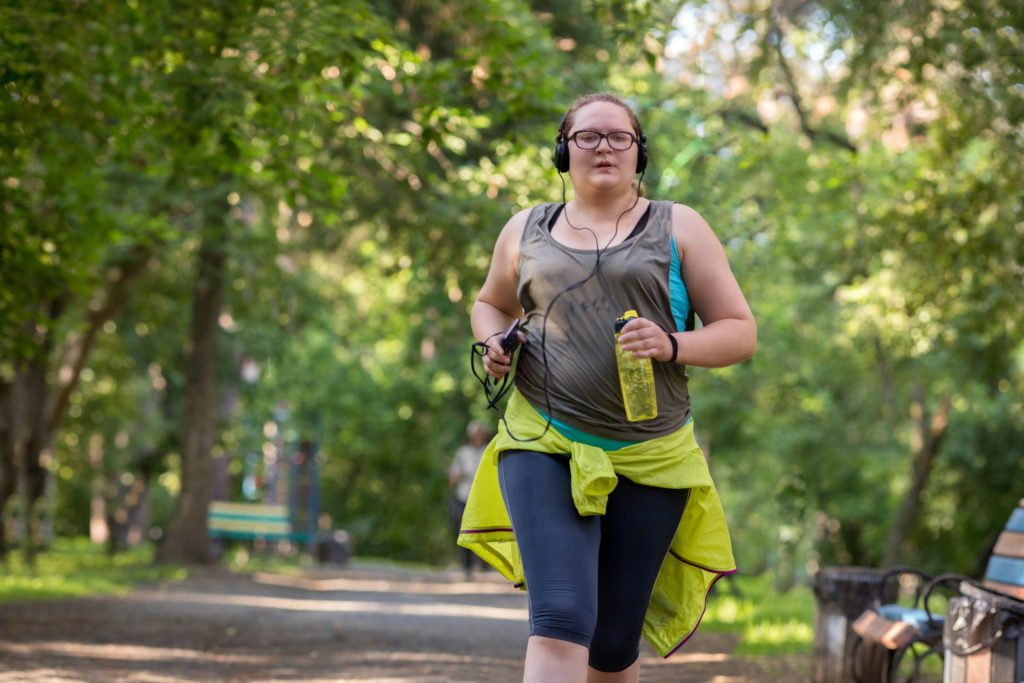Courir quand on est grosConseils running pour vaincre l'obésité