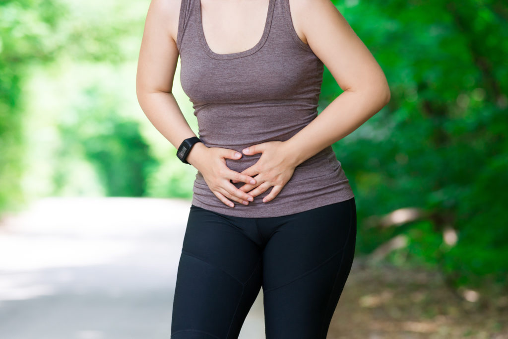 Douleur au diaphragme et course à piedce que vous devez savoir