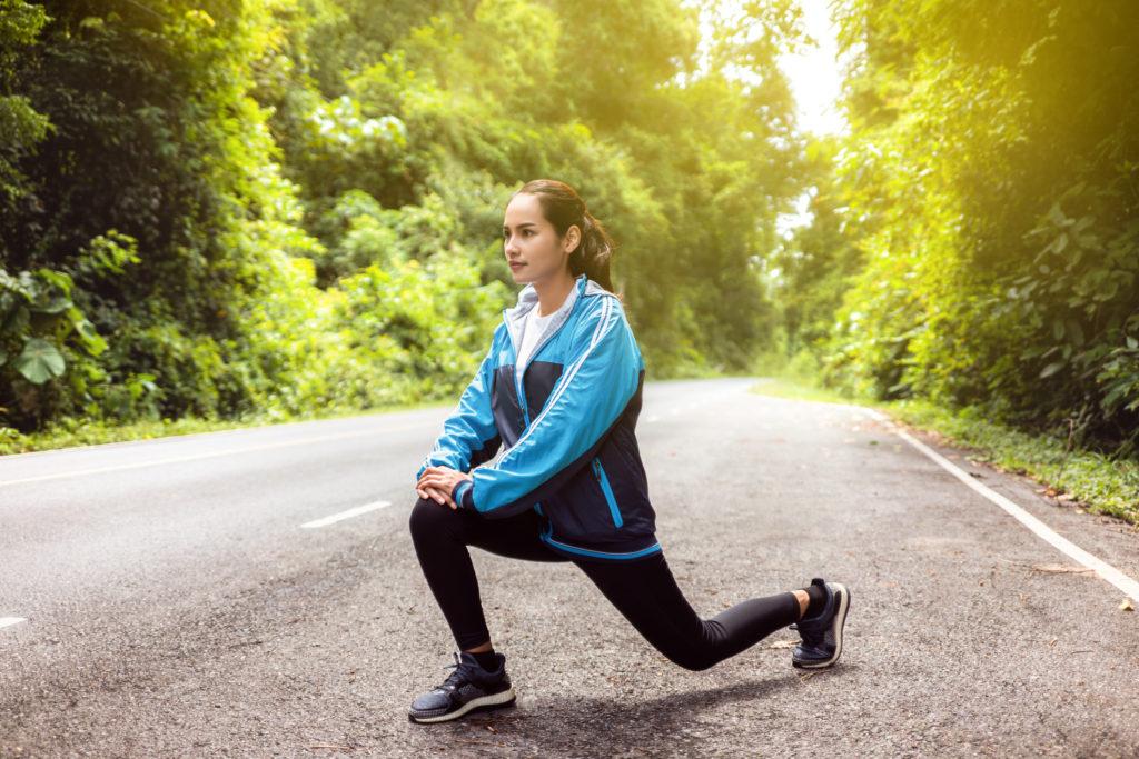 Échauffement et course à piedcomment s'échauffer avant de courir