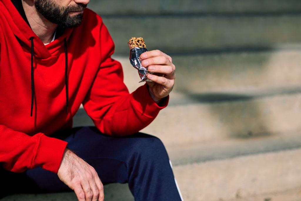 Endorphinel'hormone sécrétée pendant la course à pied