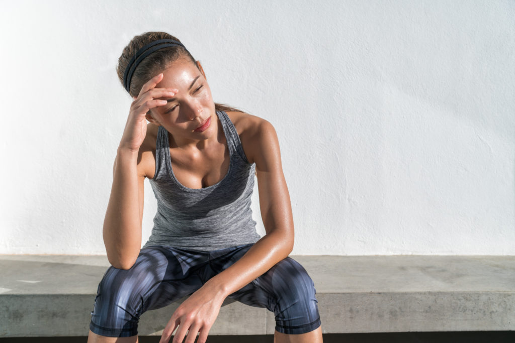 Fatigue intense après un footingexplications