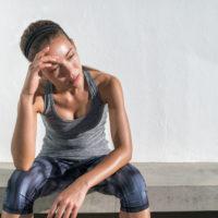 Fatigue intense après un footing: explications?