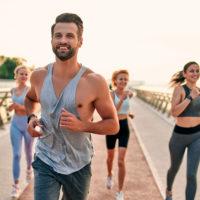 Footing: le sport préféré des français pour maigrir?
