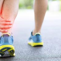 Footing: que faire en cas de douleur à la cheville?