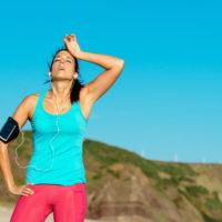 Hyponatrémie et déshydratation pendant la course à pied?