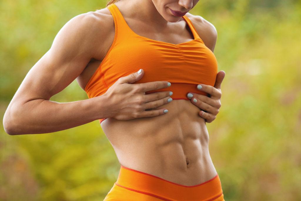 Le running est-il efficace pour rendre visible ses abdos
