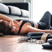 Le syndrome du surentraînement sportif: comment l'éviter?