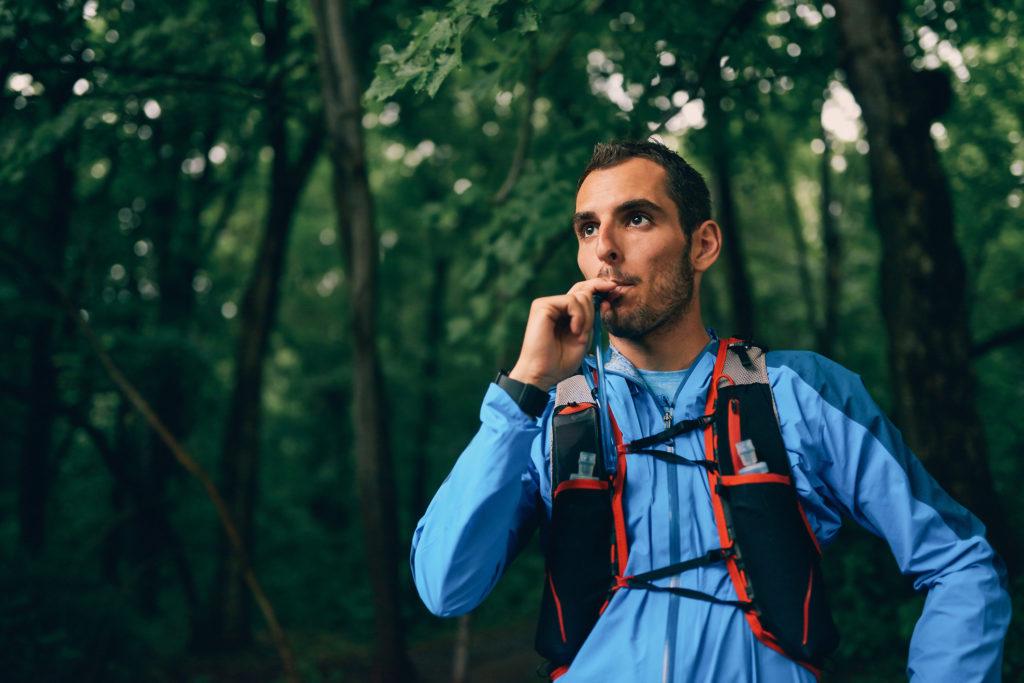 Marathon  comment s'alimenter pendant la course