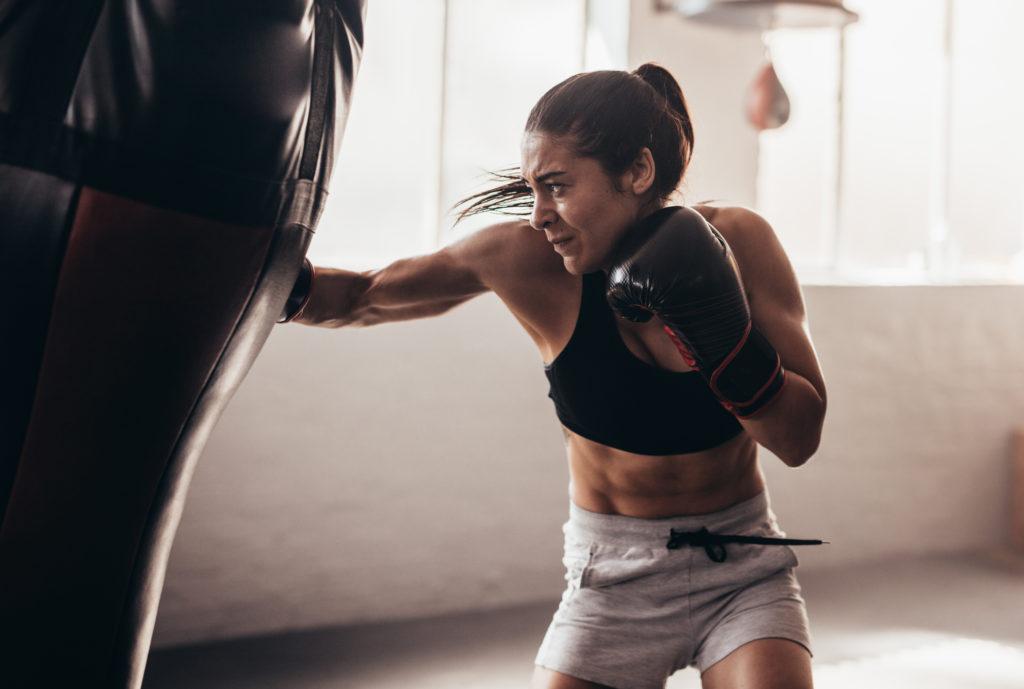 Préparation physique pour les sports de combat que faire