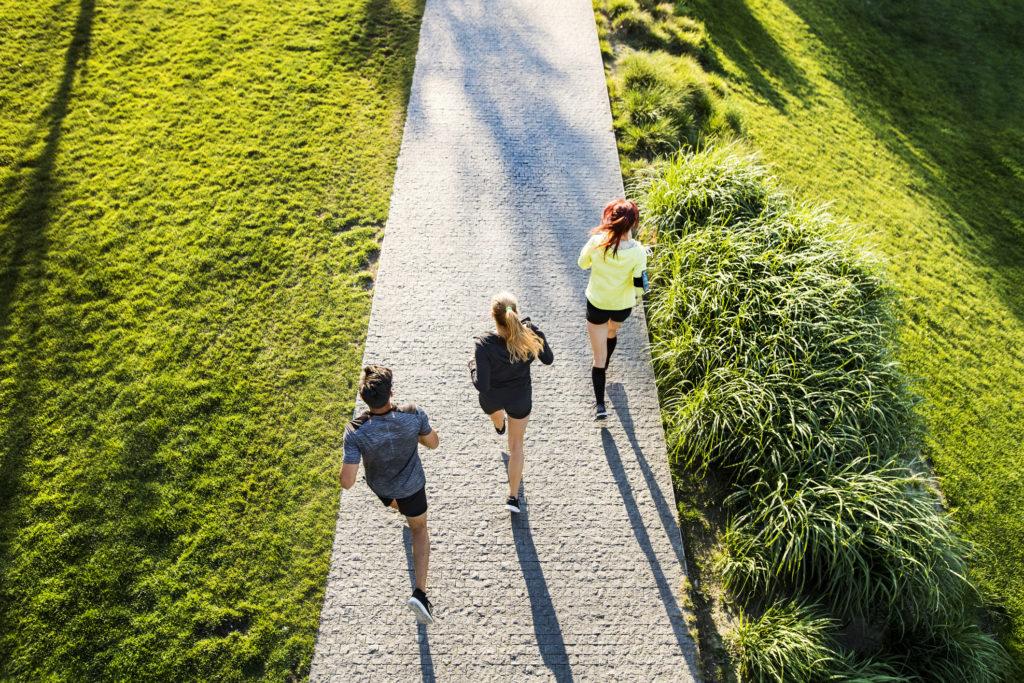 Quelle est la différence entre running, footing et jogging