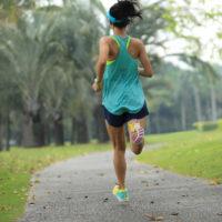 Renforcement d'une cheville fragile pour la course à pied?