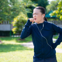Toux sèche pendant et après la course à pied: que faire?