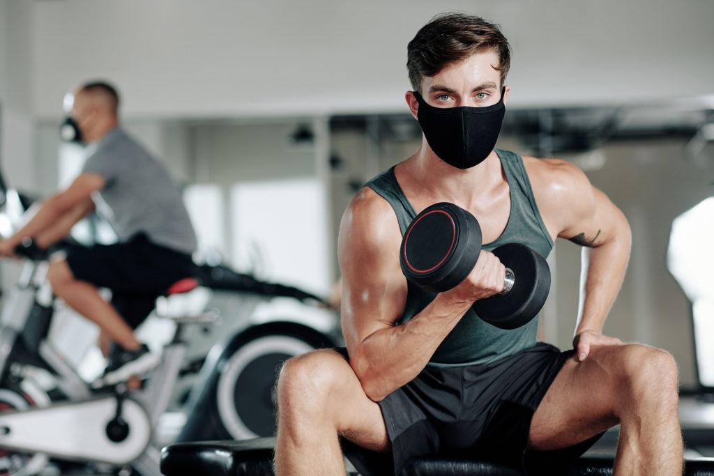 Training Maskfaut-il mettre un masque de respiration au sport